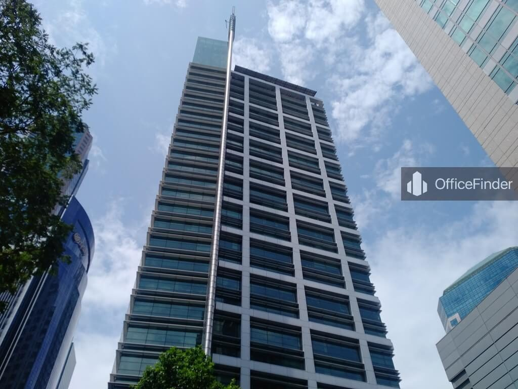 Office Space Near Raffles MRT Station| Samsung Hub
