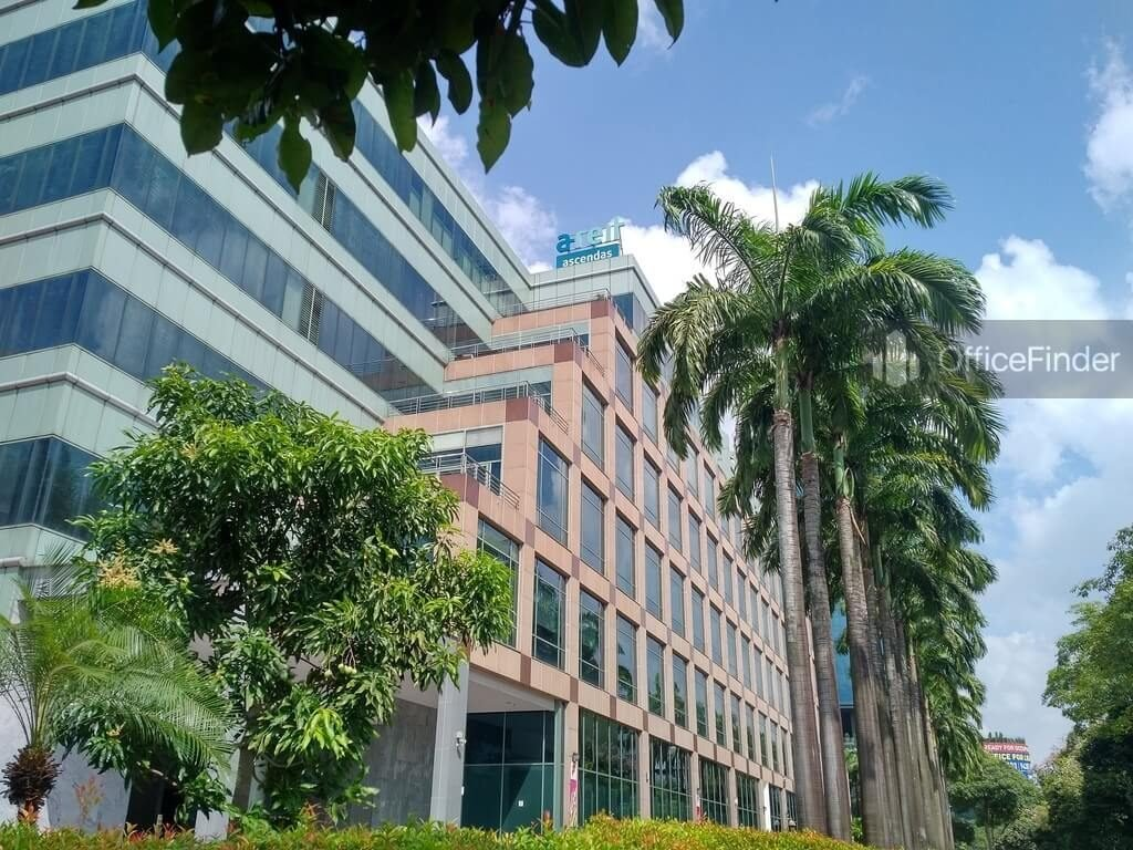 Office Space in Singapore - Business Park Office Space