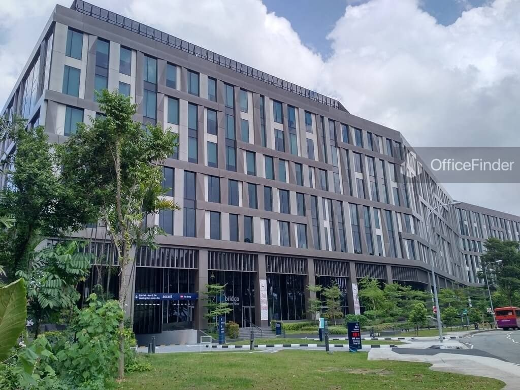 Office space in Singapore - Singapore Science Park