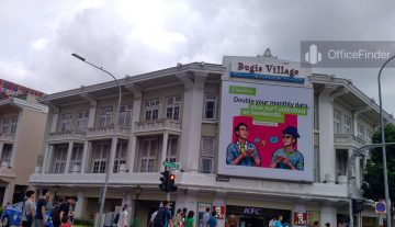 Bugis Village Shophouse Office