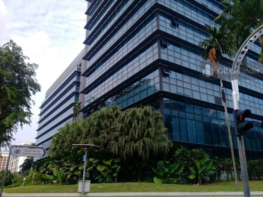 Office Space in Singapore - Industrial office space Singapore