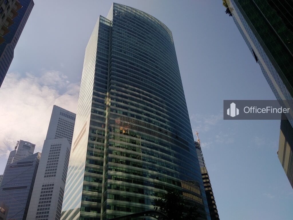 Office Space Near Raffles MRT Station - Ocean Financial Centre