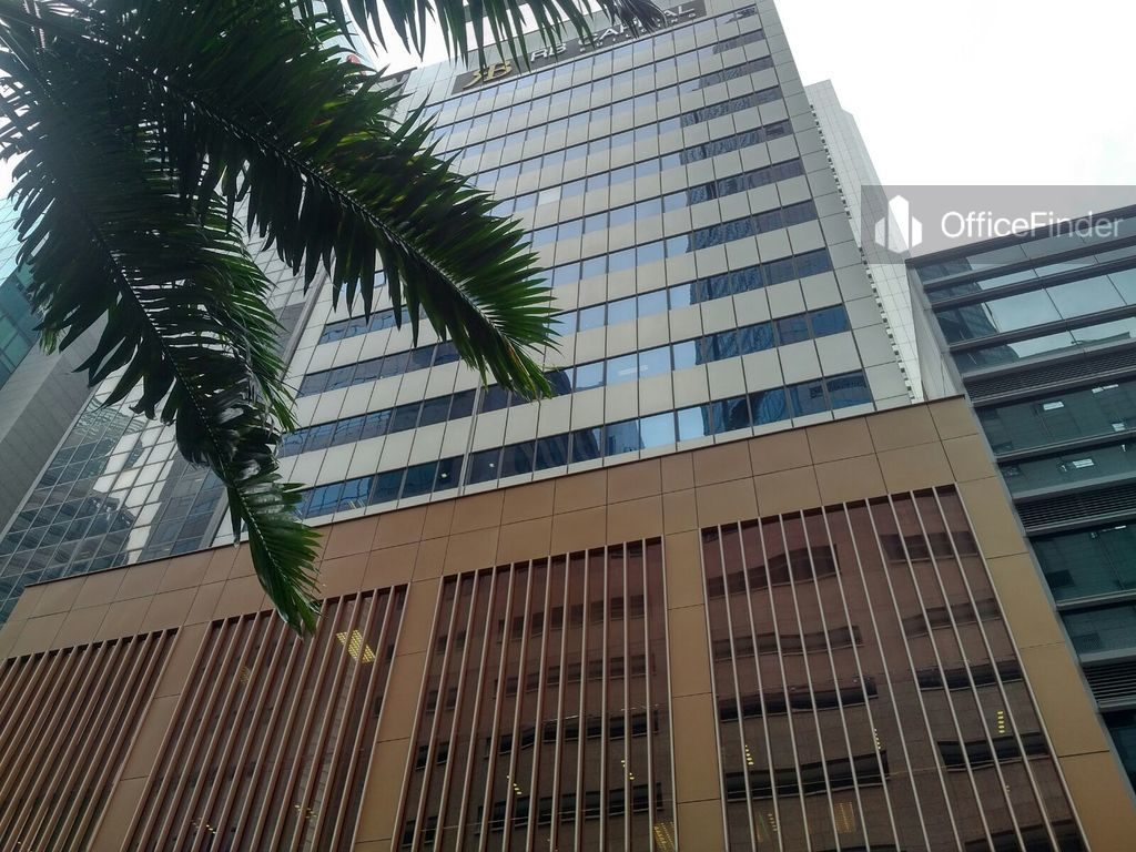 Office Space Near Raffles MRT Station| RB Capital Building