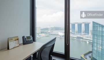Serviced Office @ 6 Battery Road