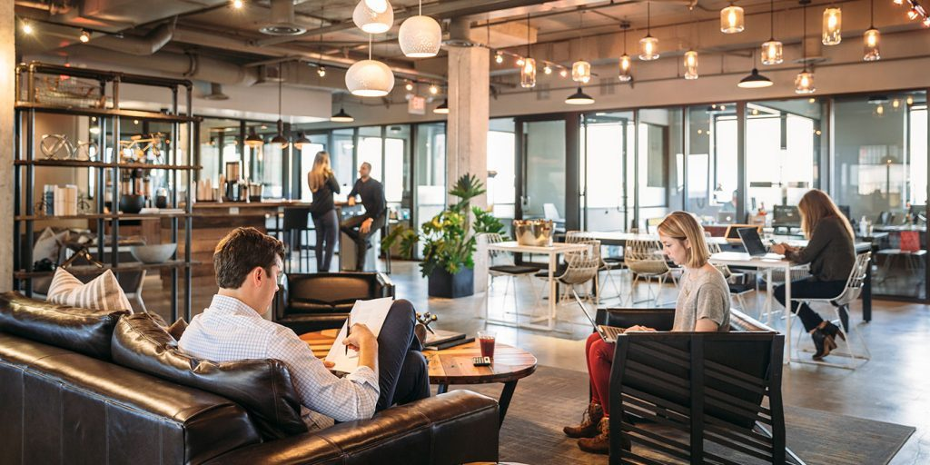 Office Space in Singapore - Coworking Space