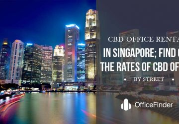 CBD Office Rental in Singapore