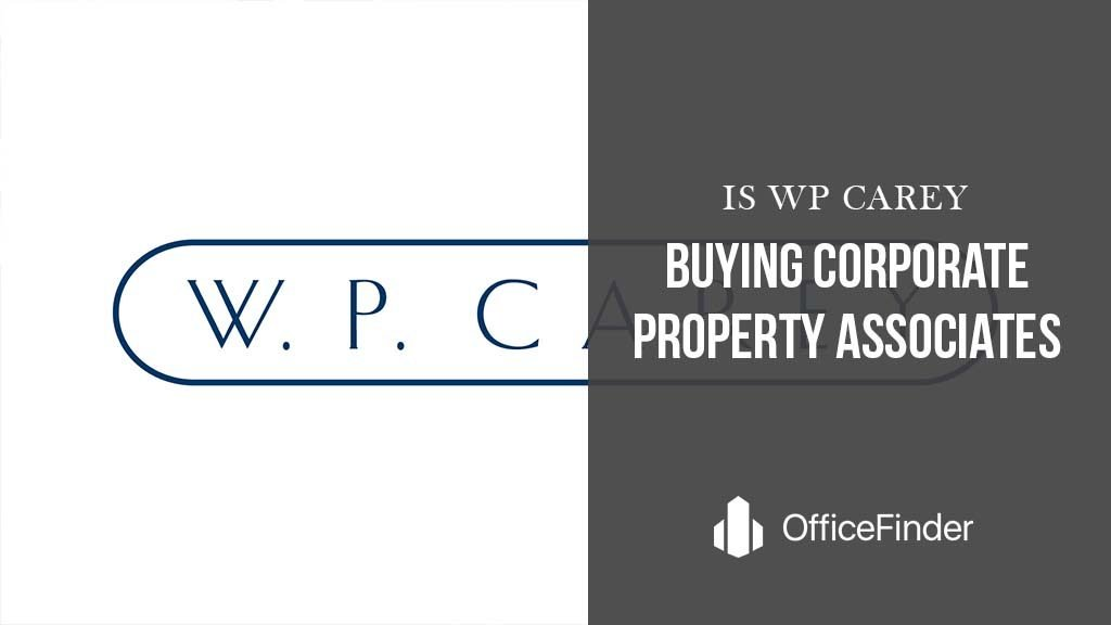 Is WP Carey Buying Corporate Property Associates