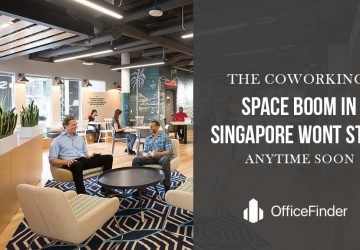The Coworking Space Boom In Singapore Won't Stop Anytime Soon