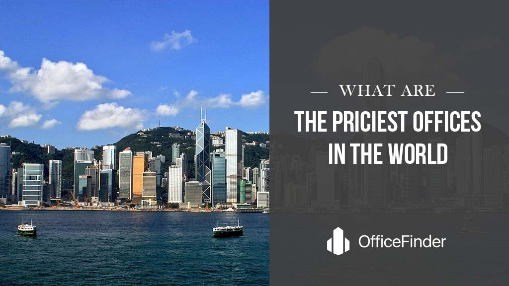 What are the priciest offices in the world