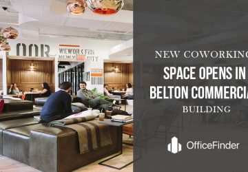New Coworking Space Opens In Belton Commercial Building