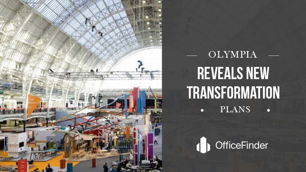 Olympia Reveals New Transformation Plans