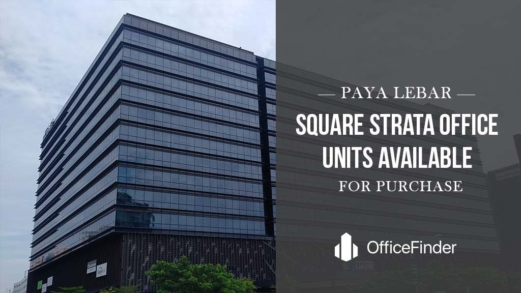 Paya Leber Square Strata Office Units Available For Purchase
