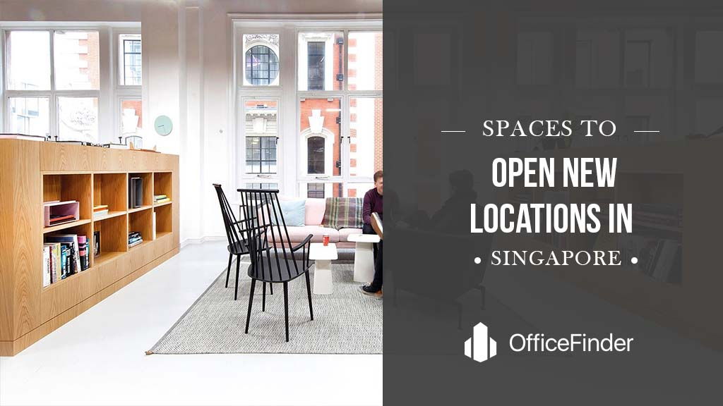 Spaces To Open New Locations In Singapore