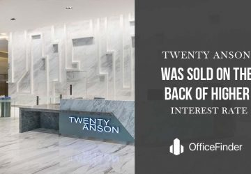 Twenty Anson Was Sold on The Back of Higher Interest Rates