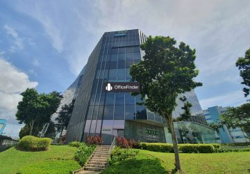 1 Changi Business Park office for rent