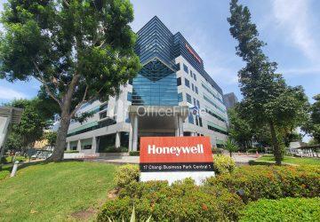 Honeywell office for rent