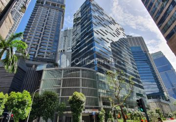 Mapletree Anson Office for rent)