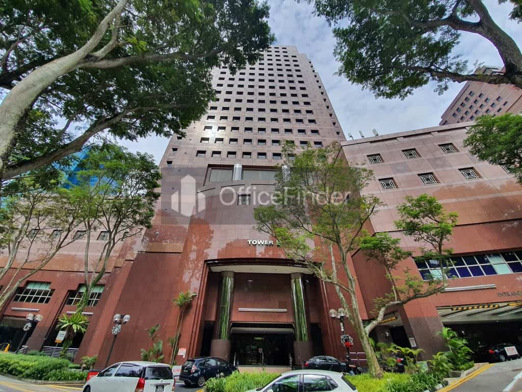 Ngee Ann City Office for Rent