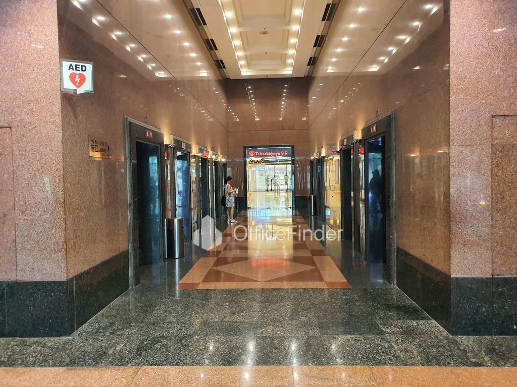 Ngee Ann City Office Lobby