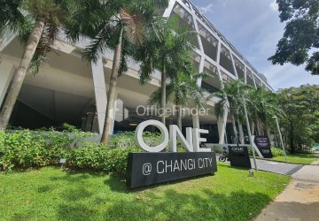One @ Changi City Office for rent