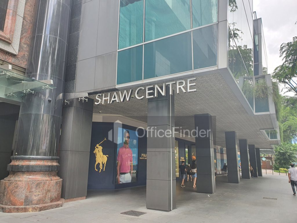 Shaw Centre Office for rent