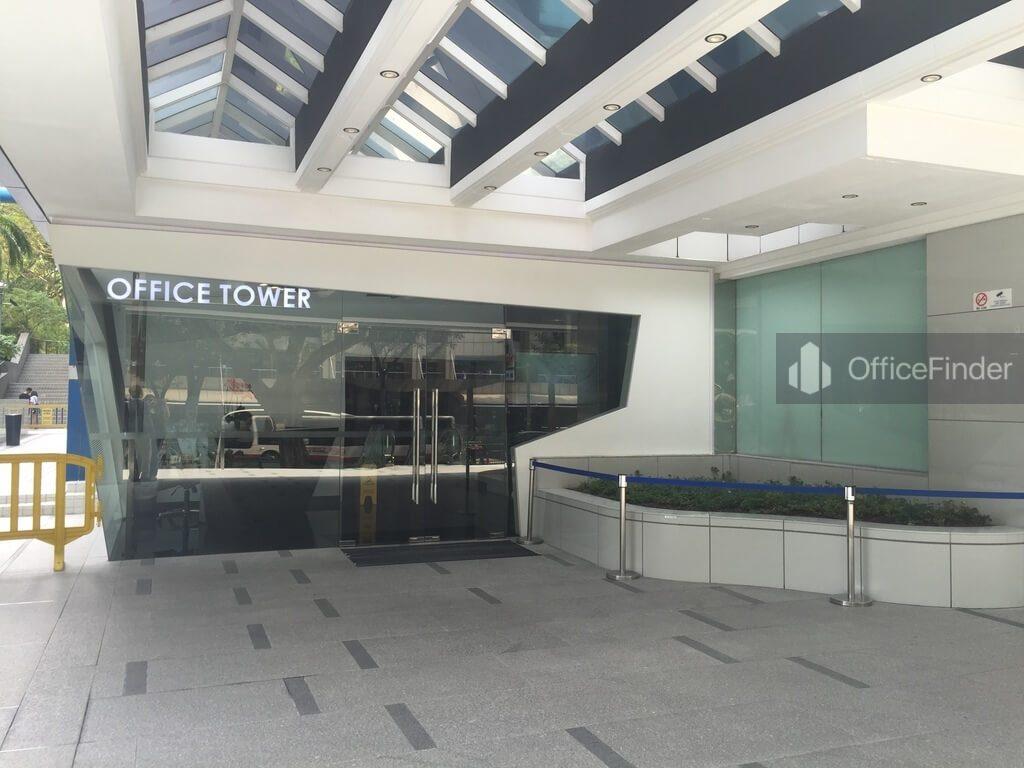 Wisma Atria Office Tower lift lobby entrance