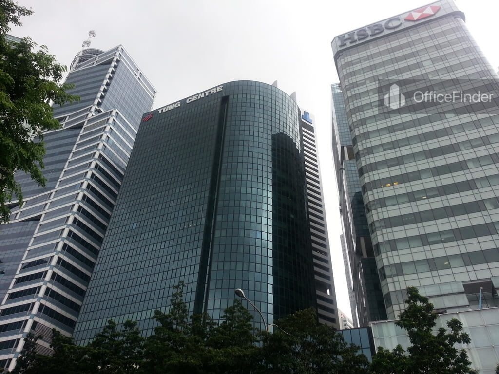 Office Space Near Raffles MRT Station| 20 Collyer Quay