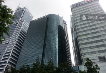 Office Space Near Raffles MRT Station| 20 Collyer Quay