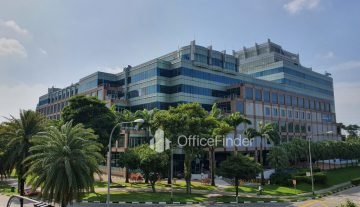 CPF Jurong Building