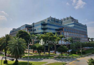 31 IBP - 31 International Business Park Office for rent
