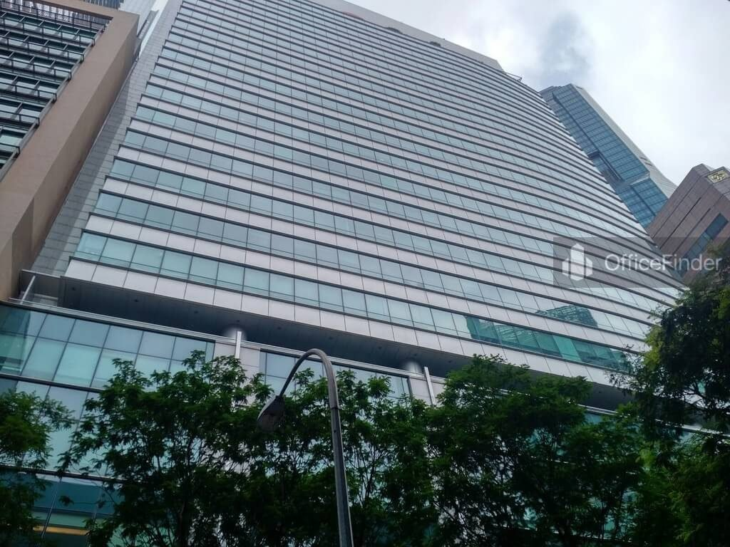 Office Space Near Raffles MRT Station| Bank of Singapore Centre