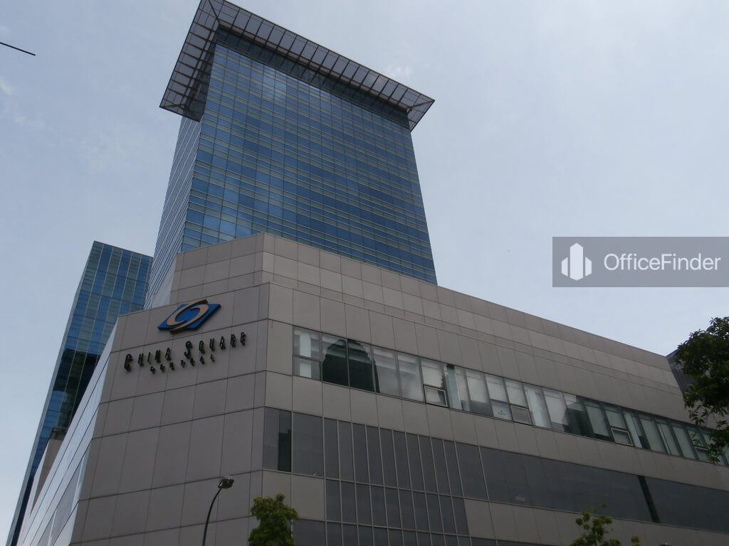 China Square Central Office Space for Rent
