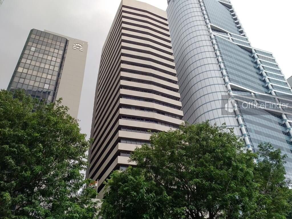 Office Space Near Raffles MRT Station| Clifford Centre