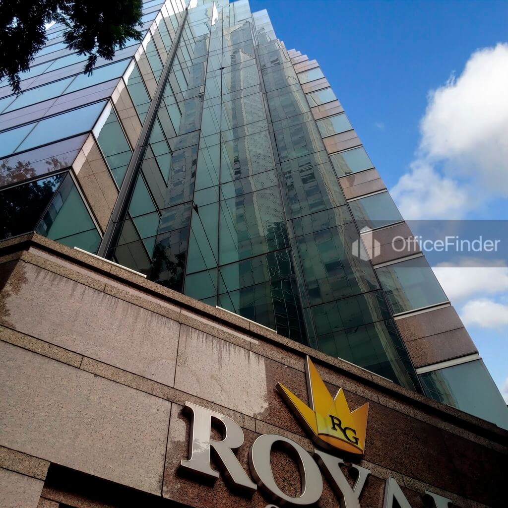 Office Space Near Raffles MRT Station| Royal One Philip