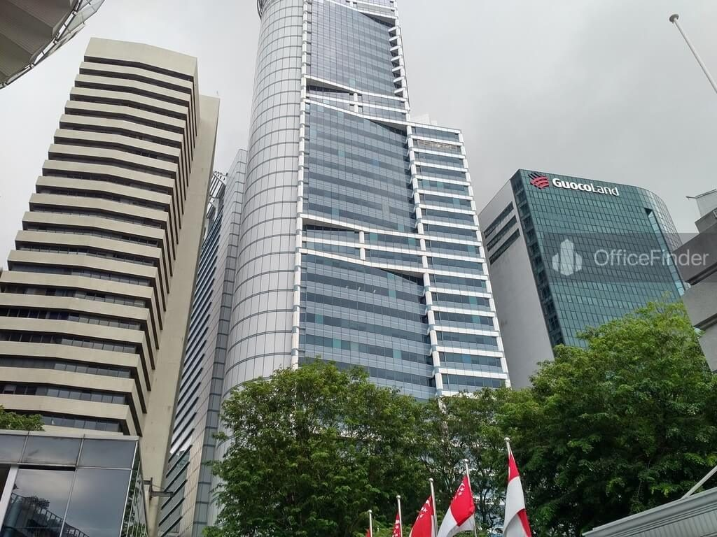 Office Space Near Raffles MRT Station| Income At Raffles