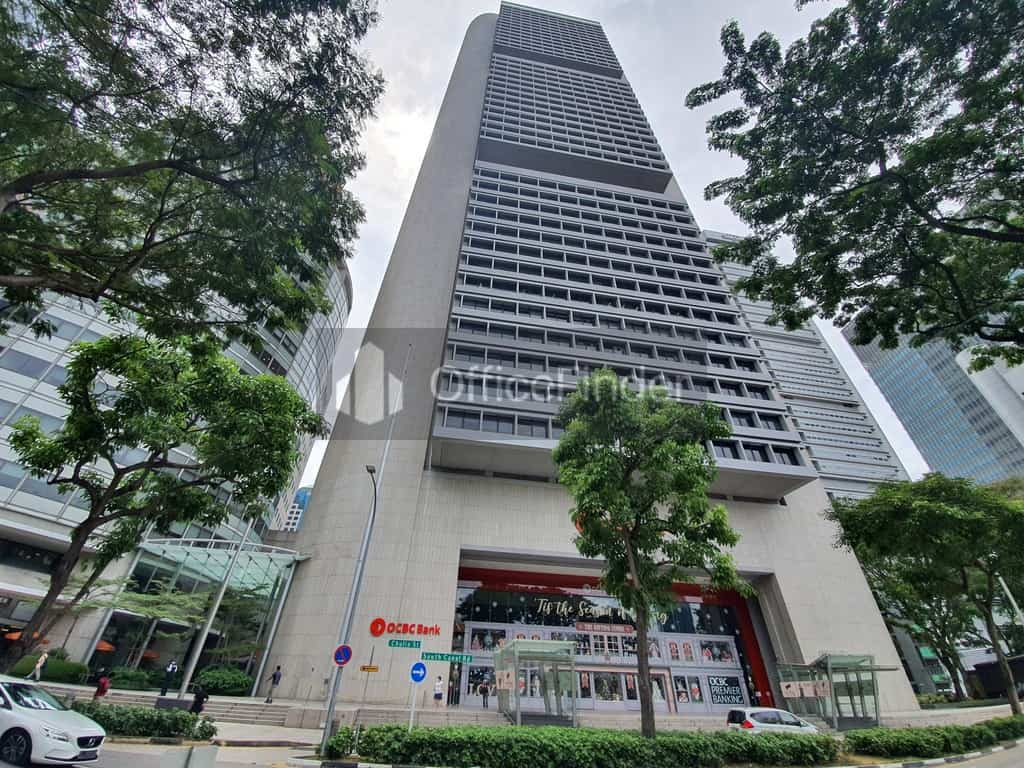 OCBC Centre Office for rent