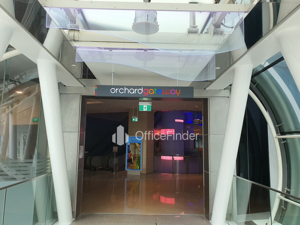 Orchard Gateway Office for rent
