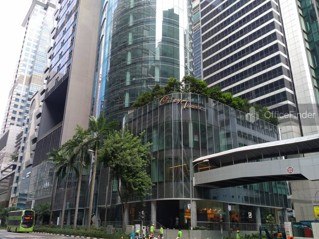 Share Of Freehold >> Oxley Tower Office Space For Rent / For Sale | Compare Office Prices