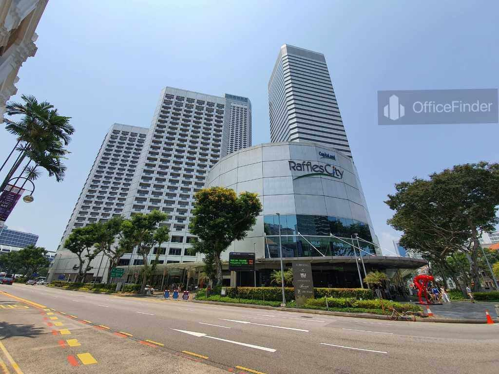 Raffles City Tower Office Building