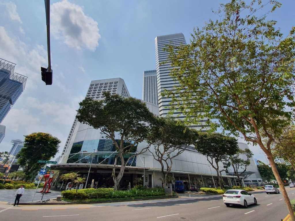 Raffles City Tower Office Street View