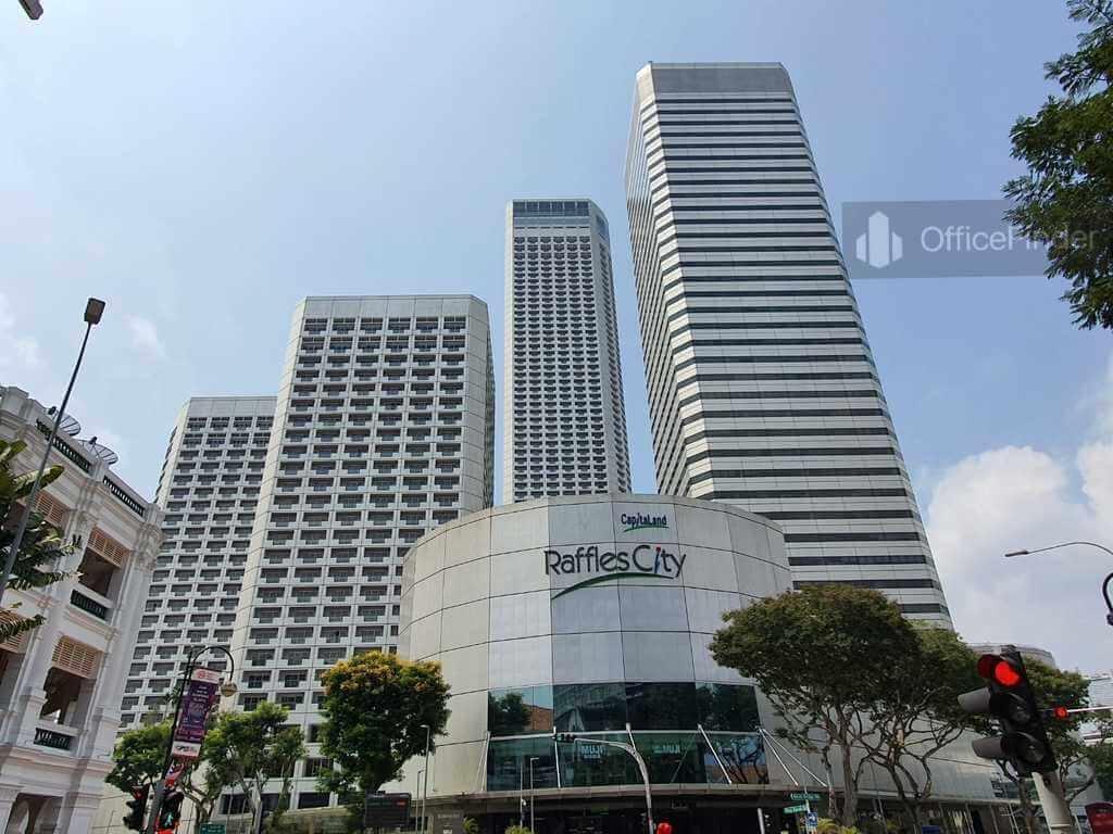 Raffles City Tower Office Building 4