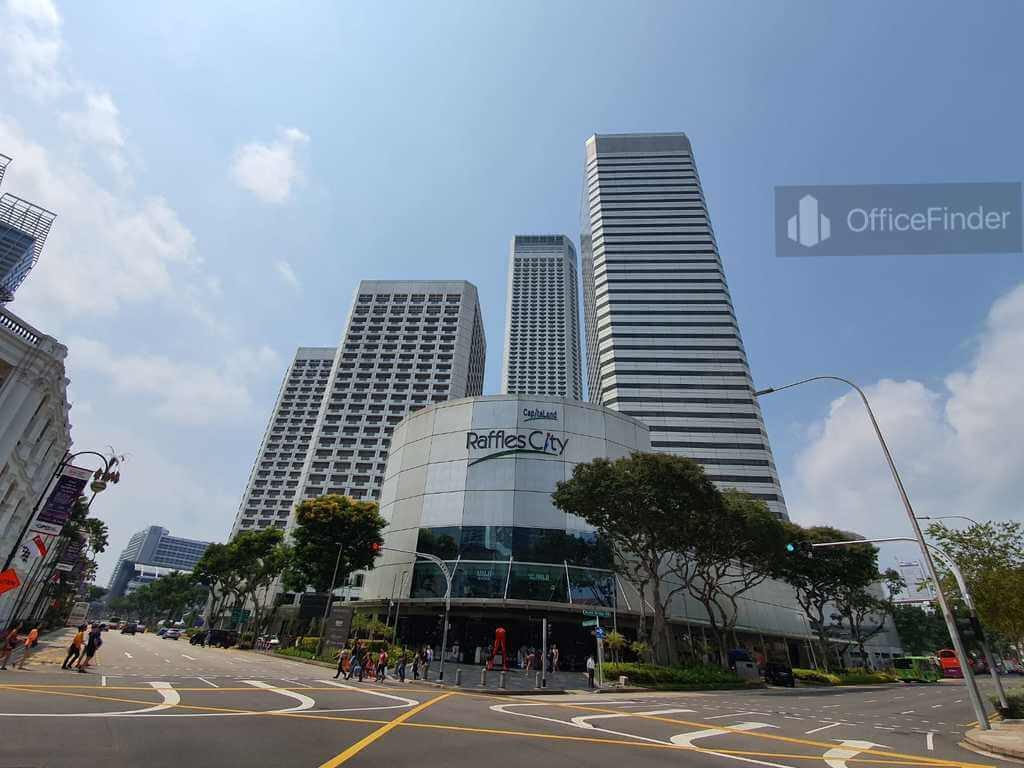 Raffles City Tower Office Building 3