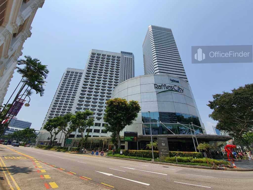 Raffles City Tower Office Building 2