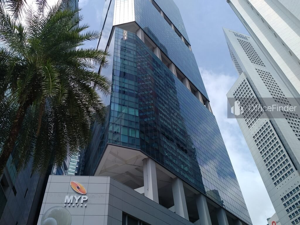 Office Space Near Raffles MRT Station| MYP Centre
