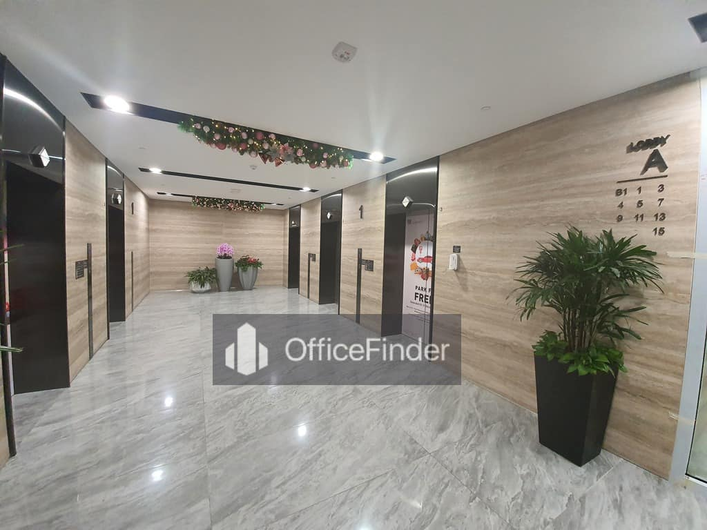 TripleOne at Somerset Office for Rent