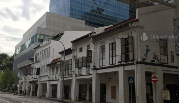 China Square Central  (Shophouse Office)
