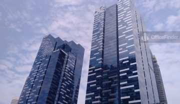 Asia Square Towers