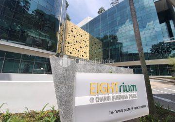 Eightrium @ CBP office for rent