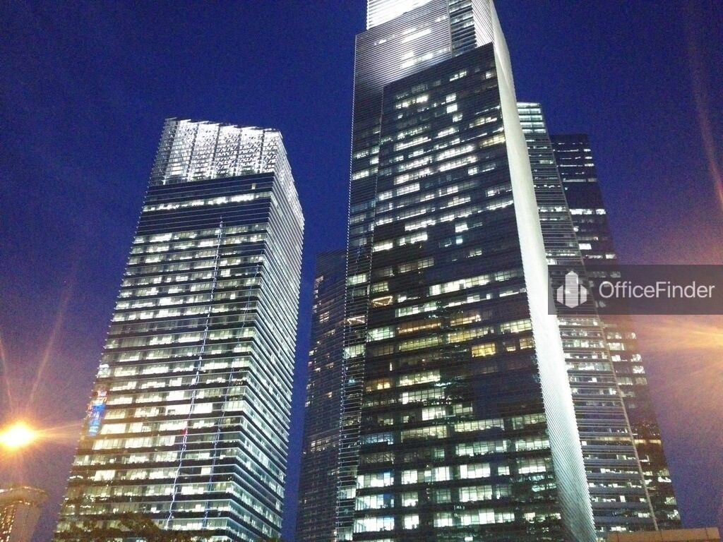 Marina Bay Financial Centre office for rent MBFC