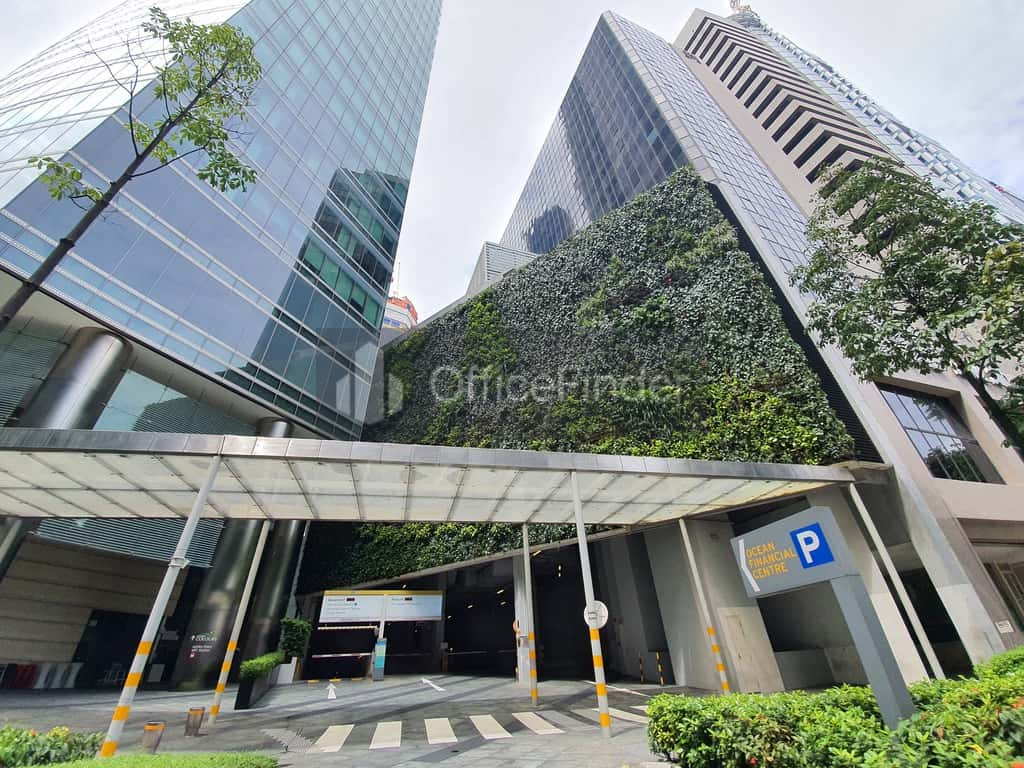Ocean Financial Centre Office for Rent